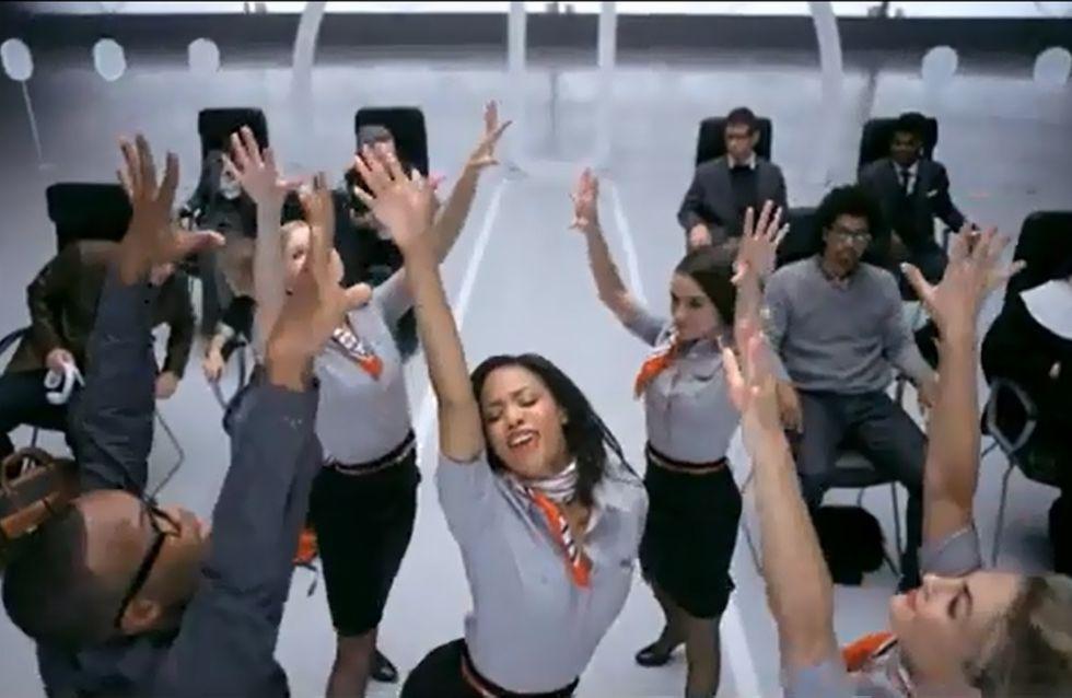Vidéo buzz : Virgin fait danser ses hôtesses de l'air (vidéo)