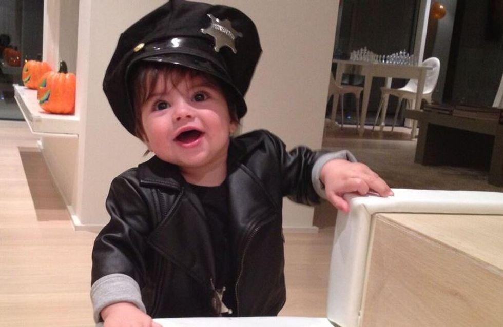Shakira : Son fils Milan, adorable pour Halloween ! (Photos)