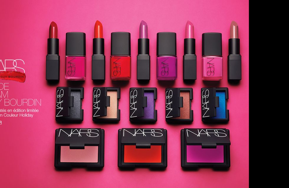 Nars : on ose la couleur !