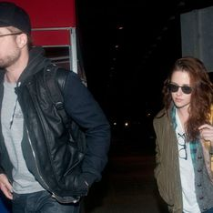 Robert Pattinson and Kristen Stewart are seen out together AGAIN
