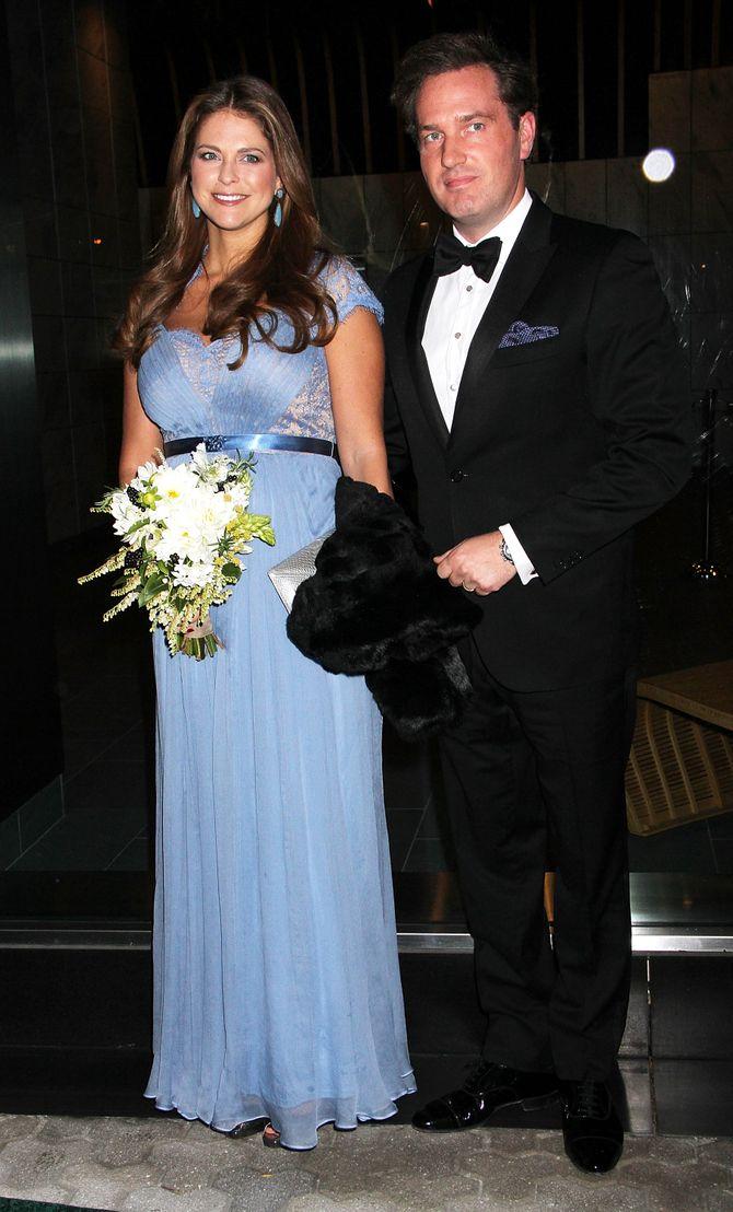Prinzessin Madeleine & Chris O'Neill bekommen ein Mädchen