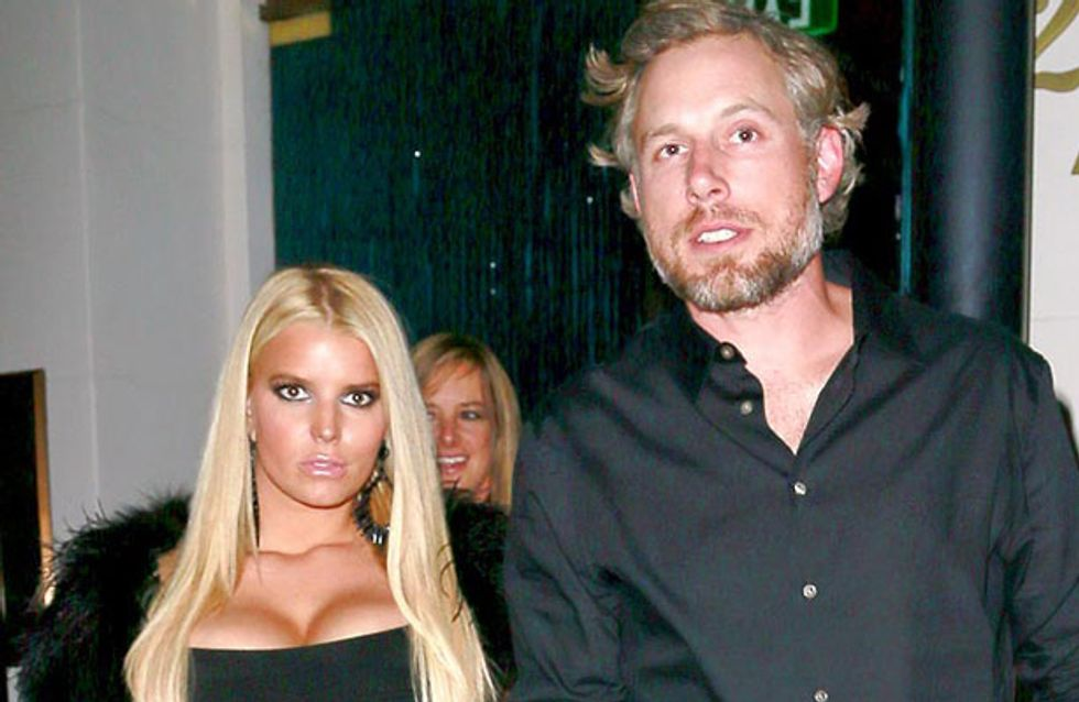 Jessica Simpson flaunts her fab new figure