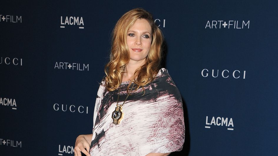 Drew Barrymore enceinte (photo)