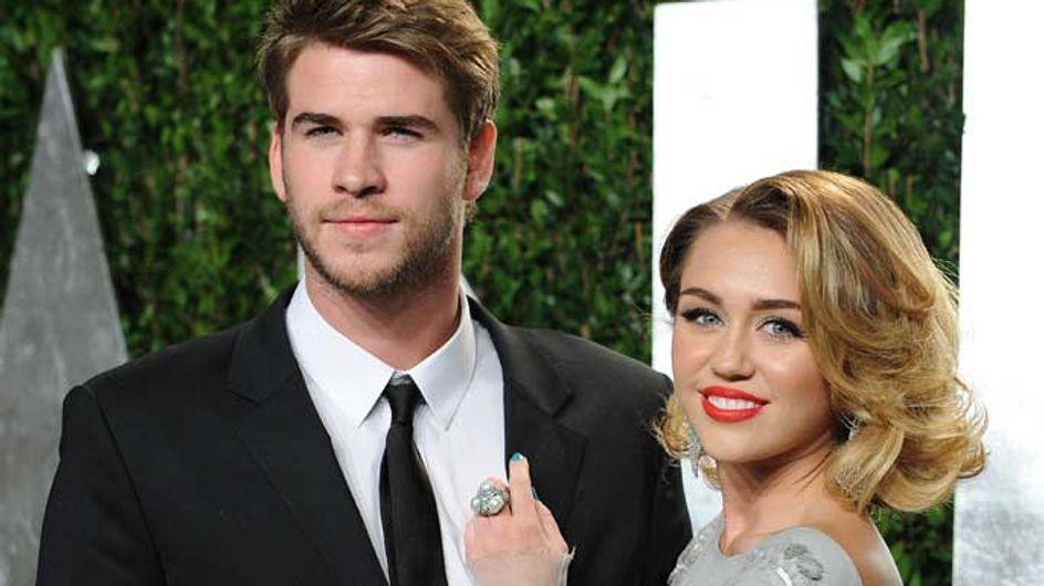 Miley Cyrus : Une lettre d'amour pour Liam Hemsworth
