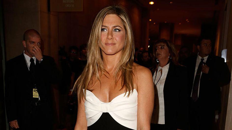 Jennifer Aniston debuts new short bob after Brazilian blow dry disaster