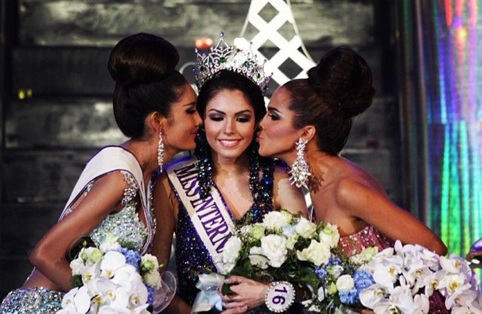 Miss Transsexuel 2013 est brésilienne (Photos)