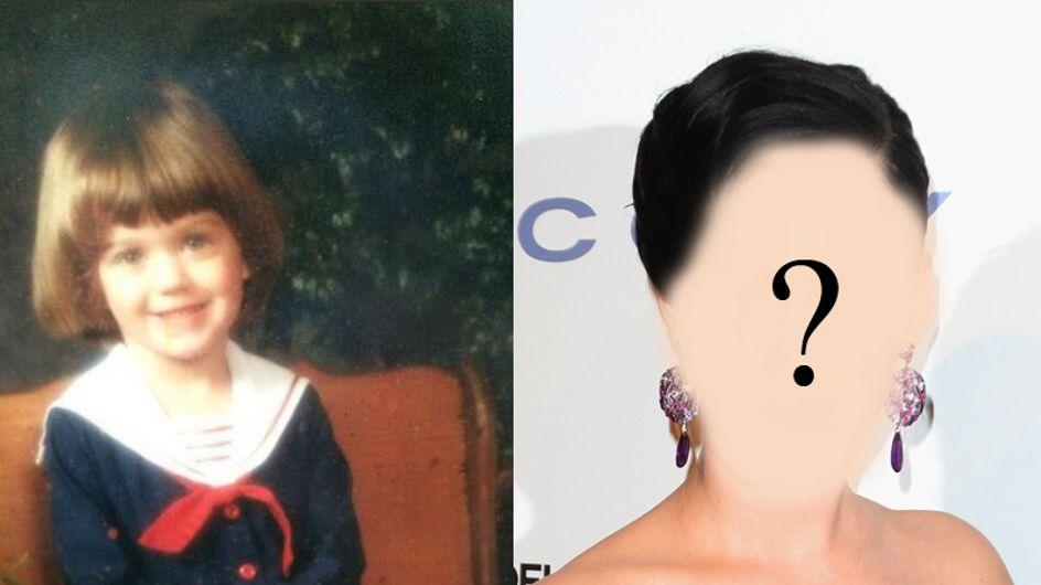 Quelle star se cache derrière cette enfant ? (Photos)