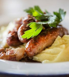 The 5 best London restaurants for British Sausage Week