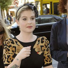 WATCH: Kelly Osbourne undergoes painful tattoo removal procedure