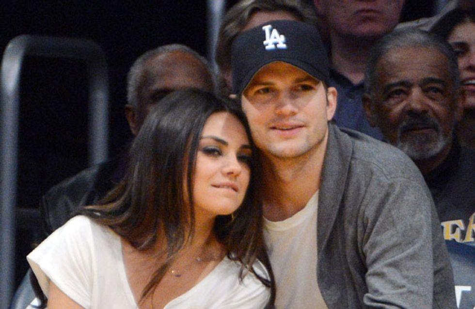 Die Spannung steigt: Macht Ashton Kutcher Mila Kunis einen Antrag?