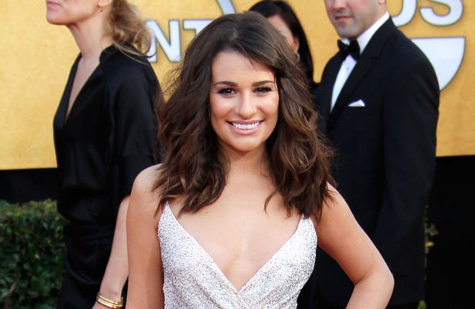 Ryan Murphy developing a Glee spin-off with Lea Michele?