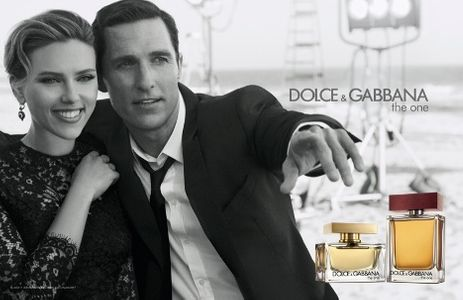 Scarlett Johansson et Matthew McConaughey