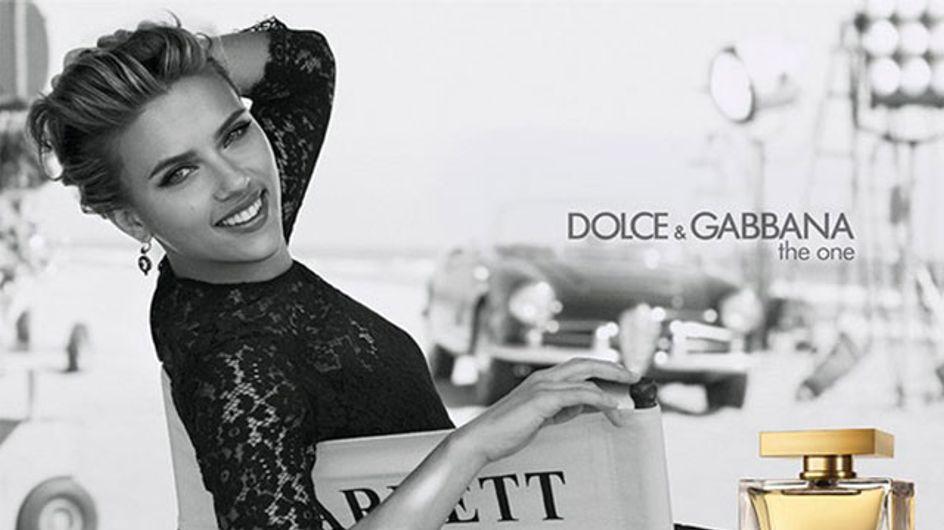 Scarlett Johansson : Sublimement rétro pour Dolce & Gabbana (Vidéo)