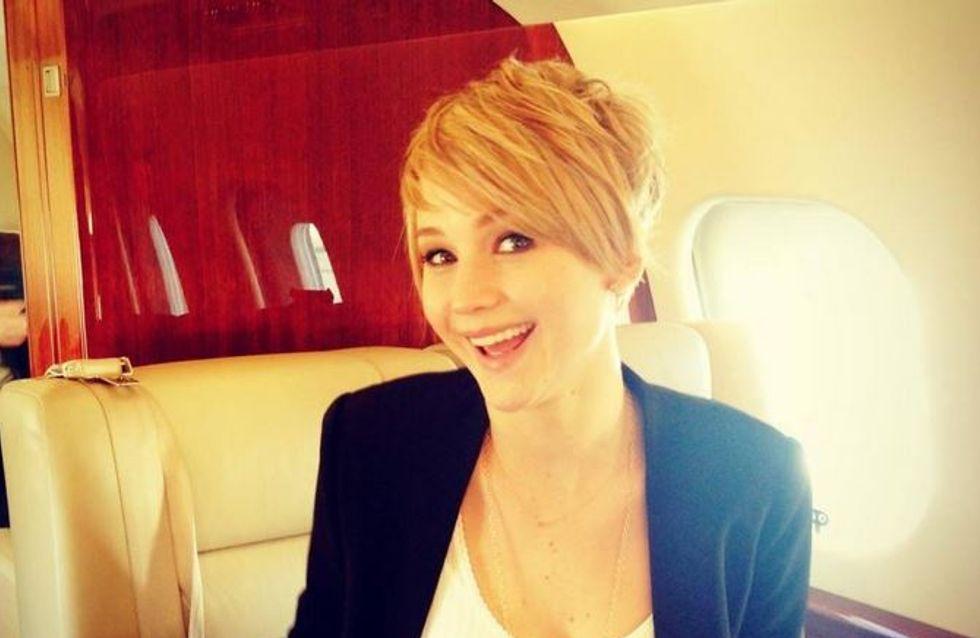 Jennifer Lawrence : Elle passe à la coupe garçonne ! (Photo)