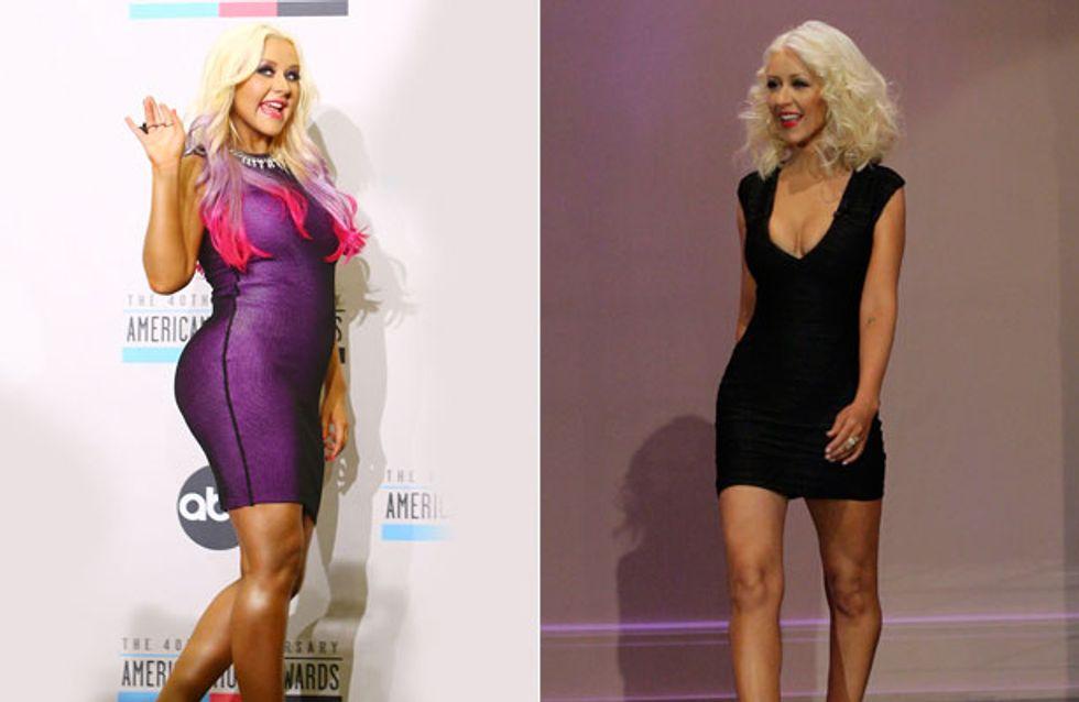 Aufgedeckt: Christina Aguileras Schlank-Geheimnis