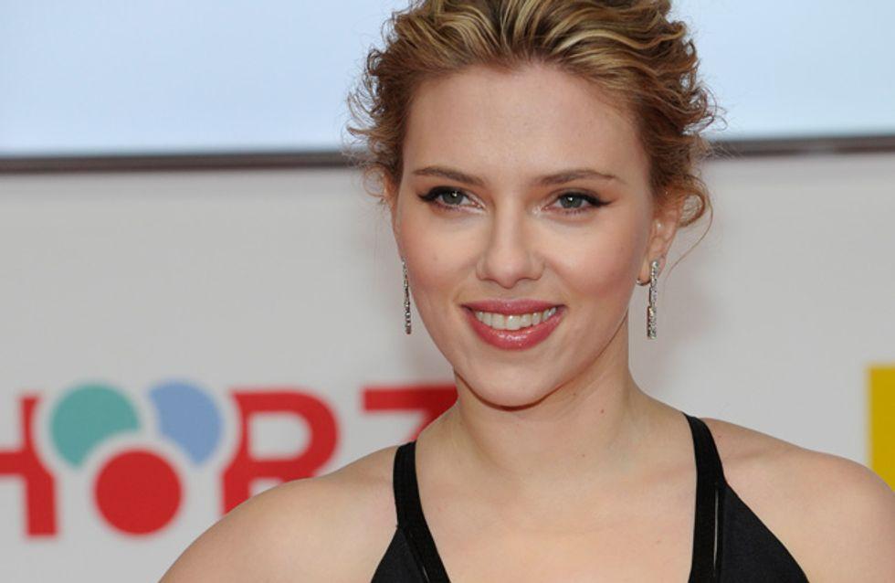 Ganz offen: Scarlett Johansson findet Pornos ok