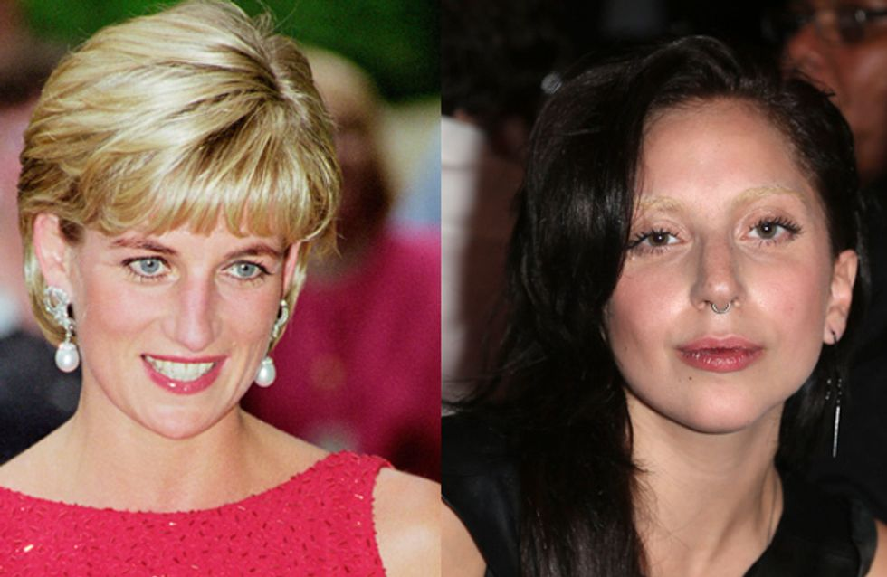 Lady Gaga forced to ditch controversial Princess Diana song