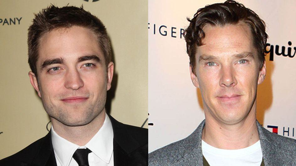 Robert Pattinson and Benedict Cumberbatch join forces for new movie