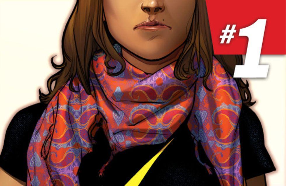 Kamala Khan : La nouvelle super-héroïne Marvel est musulmane