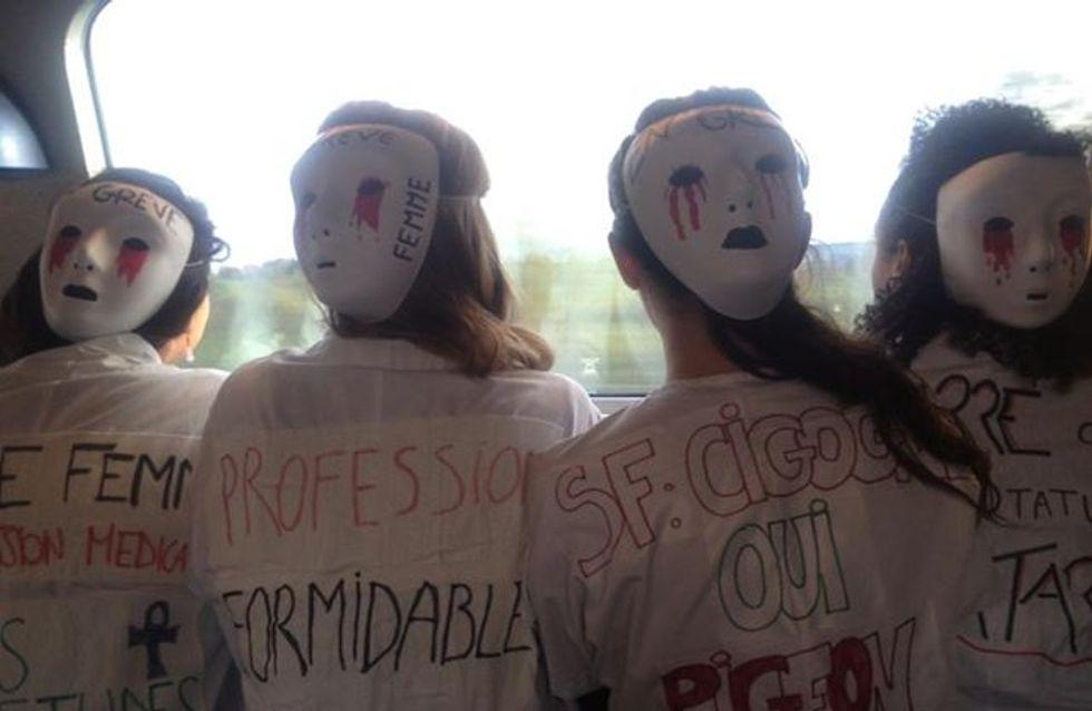 Grève des sages-femmes : Les maternités ne peuvent pas tourner sans nous