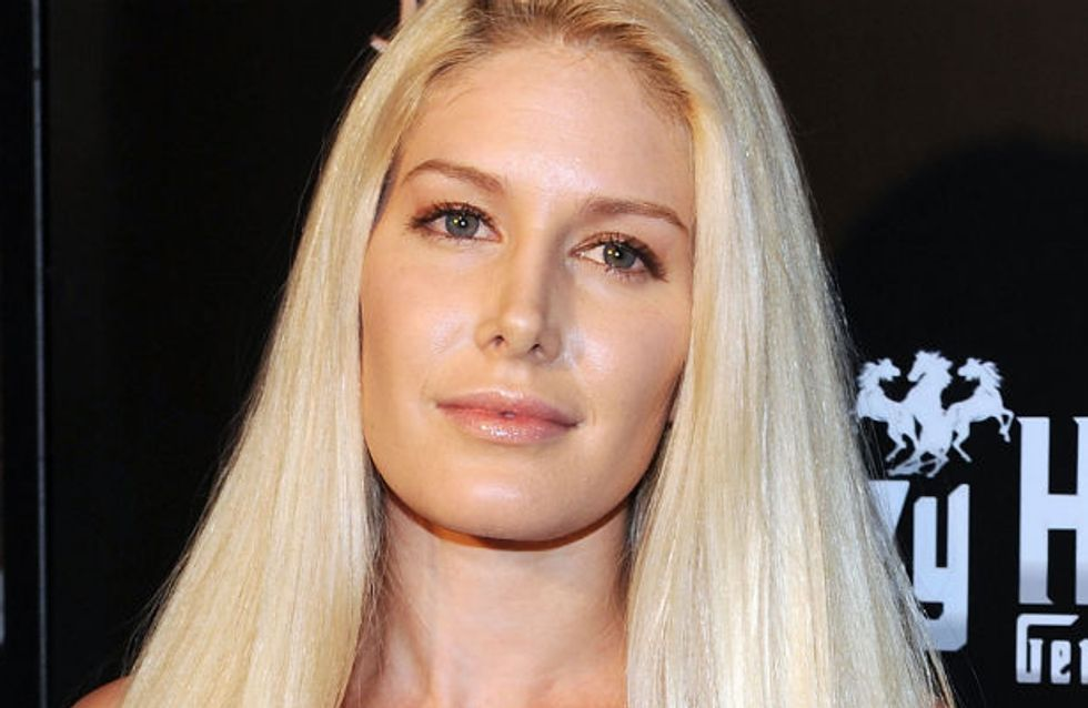 Heidi Montag decreased her 'bowling ball' breasts to new reduced c-cups