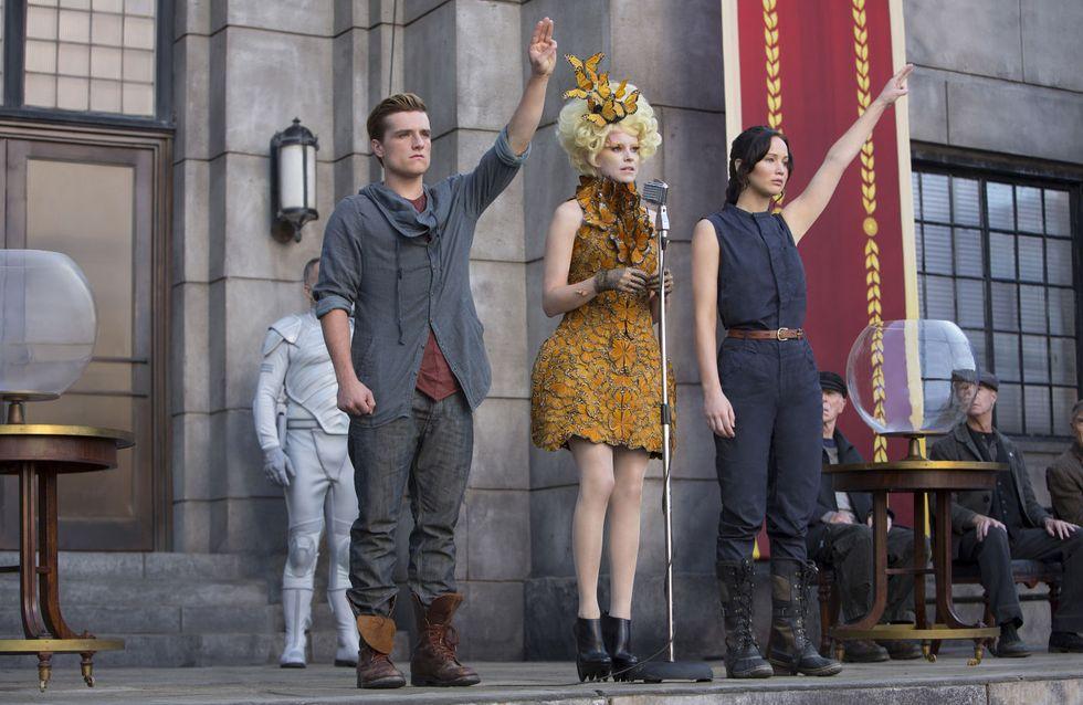 Jennifer Lawrence : Découvrez une scène inédite de Hunger Games 2 (vidéo)
