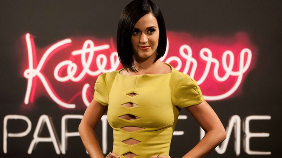Katy Perry admits that her first love was a girl