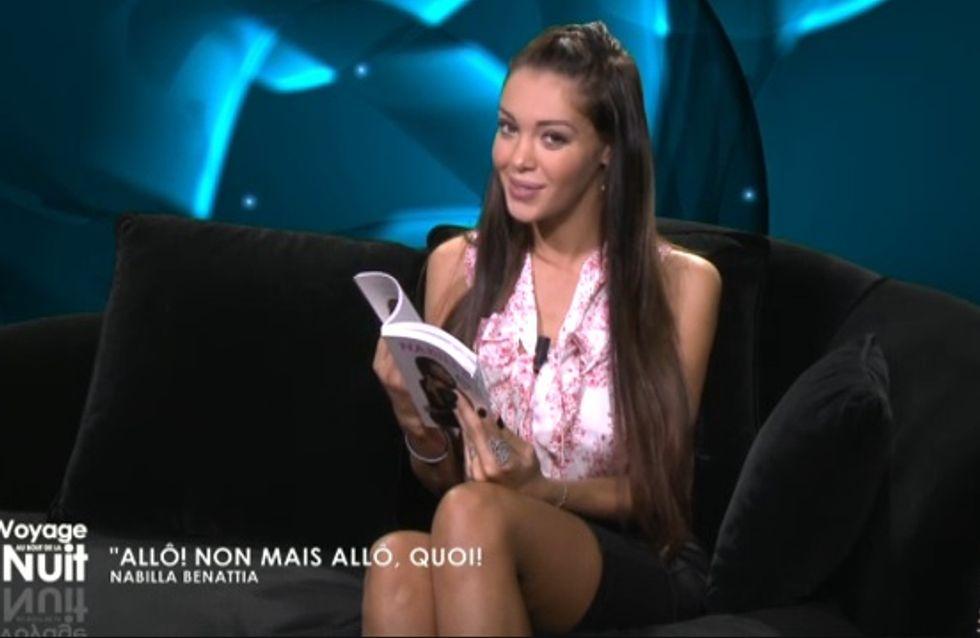 Quand Nabilla nous fait la lecture (vidéo)
