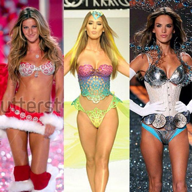 Carmen Carrera : Le prochain Ange de Victoria's Secret ?