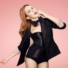 Kylie Minogue : Plus sexy que jamais dans son calendrier 2014 (Photos)