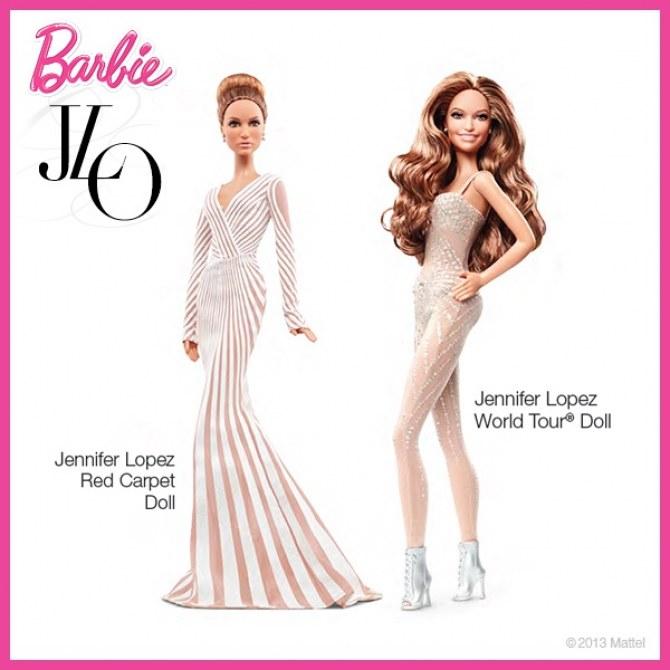 JLo Barbie Doll