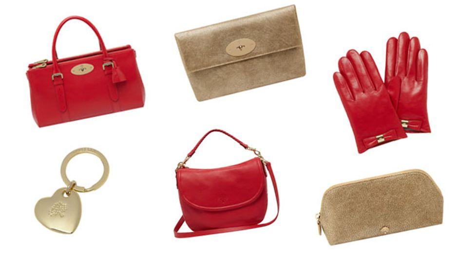 Mulberry reveal their Christmas handbag offering