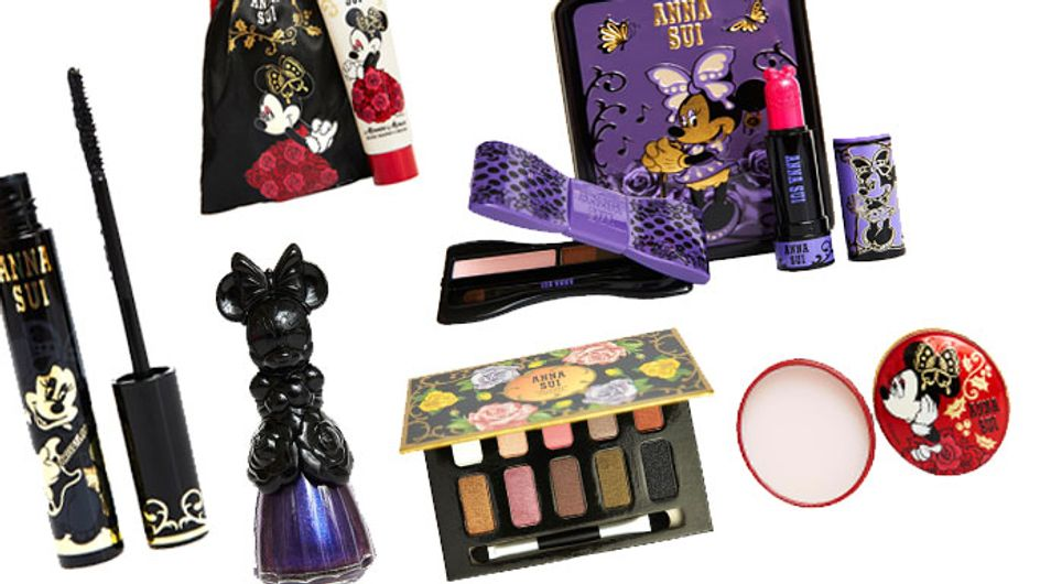 Anna Sui make-up launches at ASOS