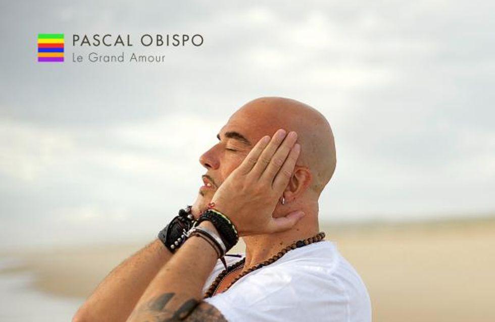 Pascal Obispo : regardez son nouveau clip, 'D'un Ave Maria'