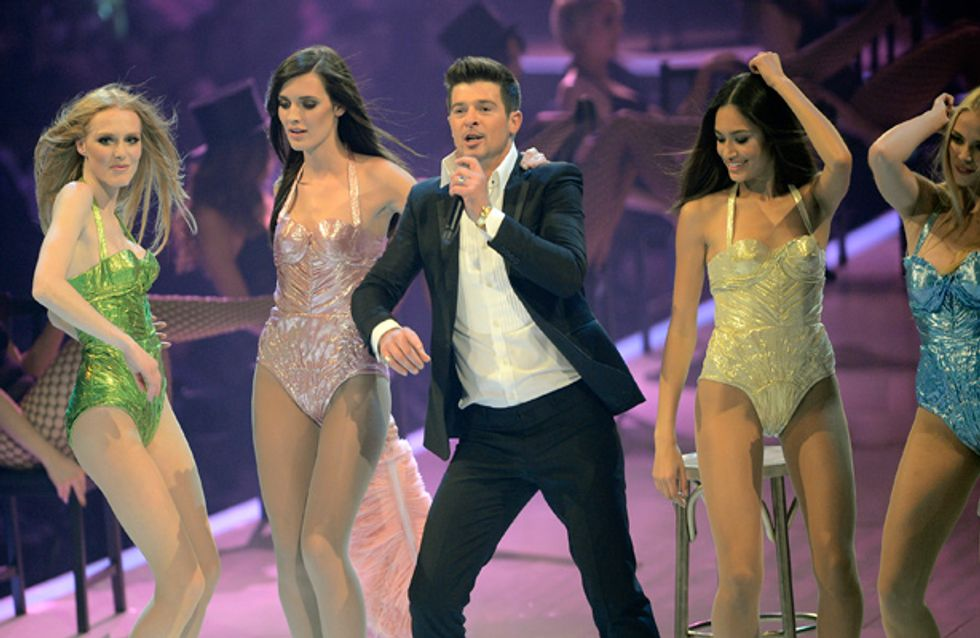 Robin Thicke rules out any future performances with Miley Cyrus