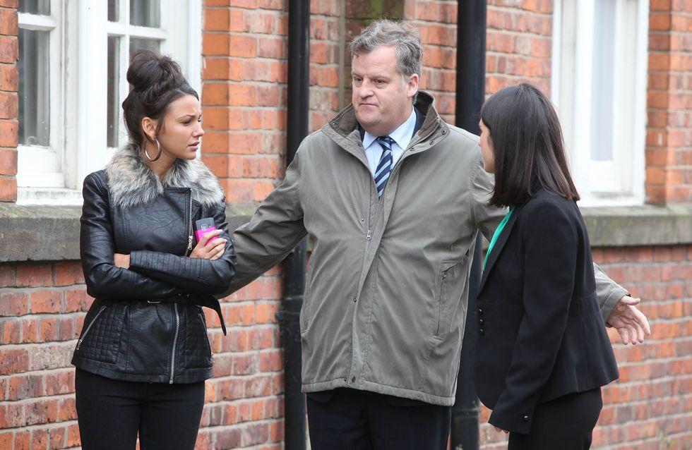 Coronation Street 20/11 – Nick causes a panic