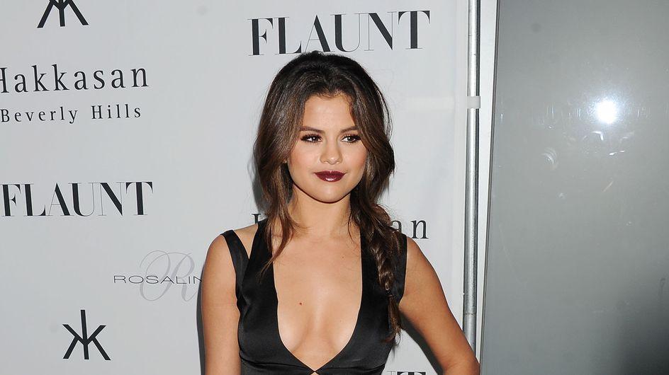 Selena Gomez est notre pire look de la semaine !
