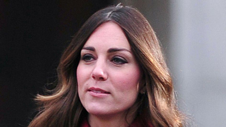 Kate Middleton : Elle ne cache plus ses cheveux blancs ! (Photos)