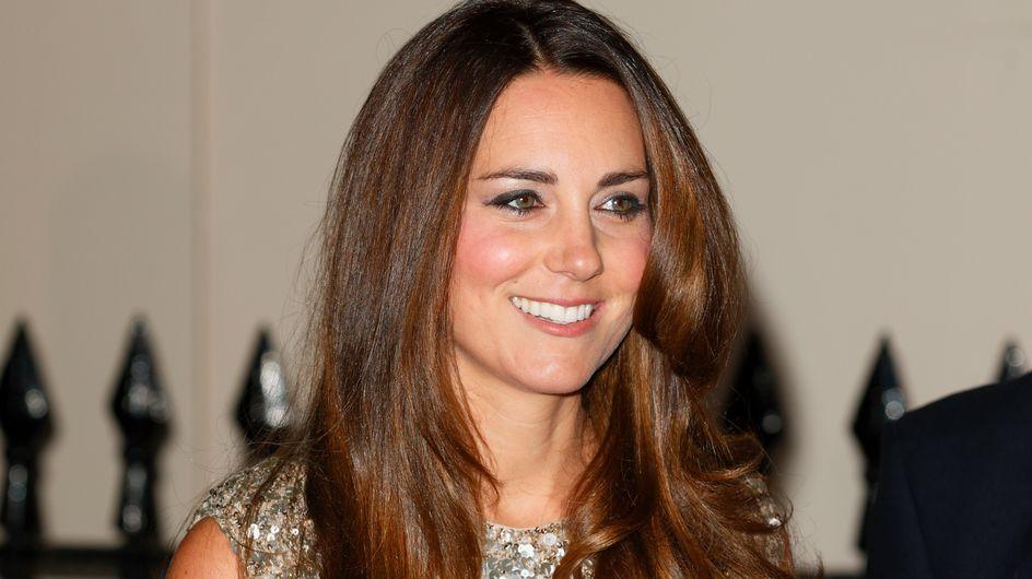 """Kate Middleton : Elle a une """"marraine de style"""""""