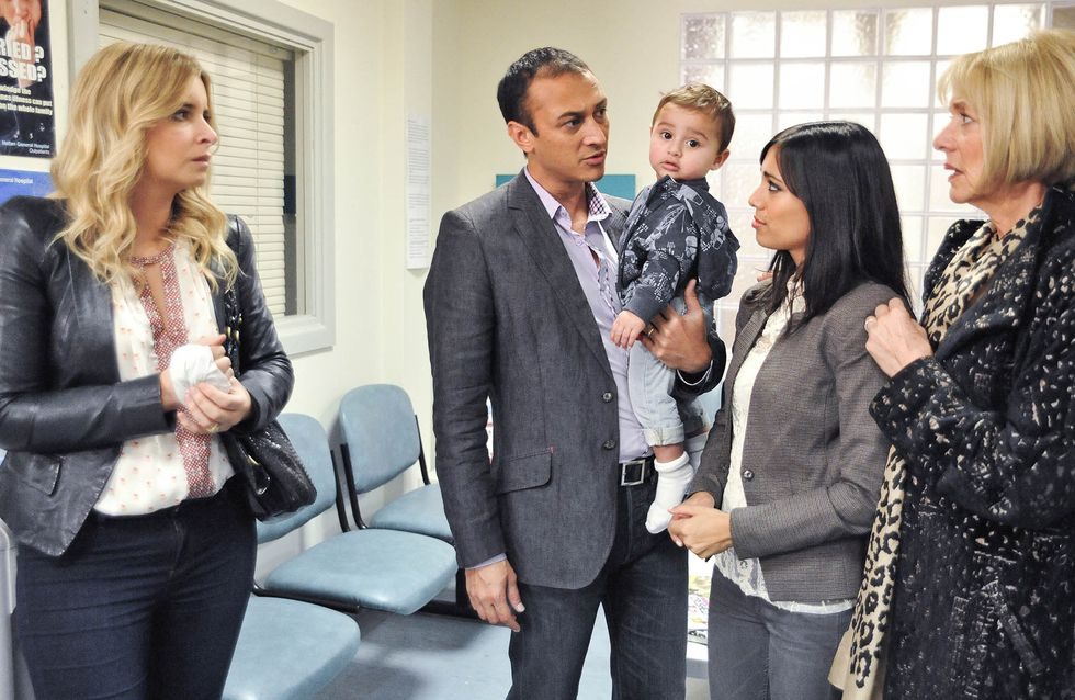 Emmerdale 21/11 – Charity realises Jai is Archie's father