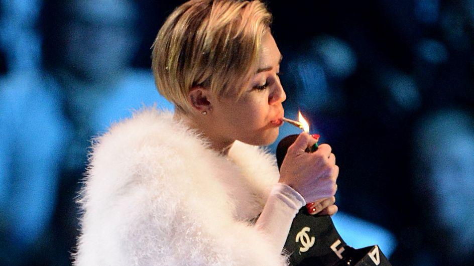 Los MTV EMA, Miley Cyrus y el porro de la polémica