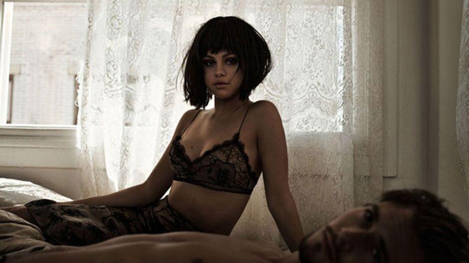 Selena Gomez gets a blunt bob for Flaunt magazine