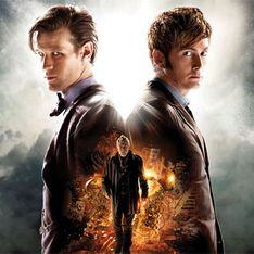 WATCH: New Doctor Who 50th Anniversary trailer and clip debut
