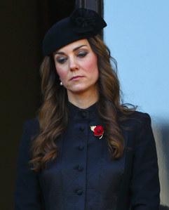 2013 wirkt Kate müde & ausgelaugt