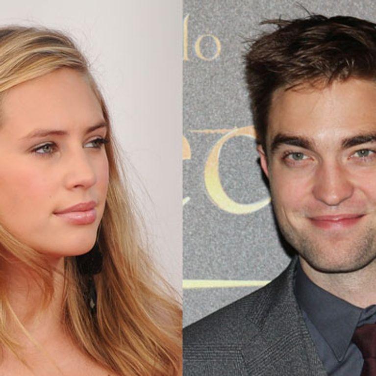 Robert Pattinson Freundin