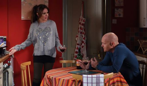 Max finds out about Kirsty and Carl