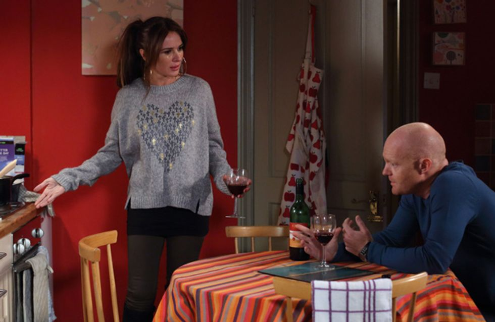 EastEnders 21/11 – Max finds out about Kirsty and Carl