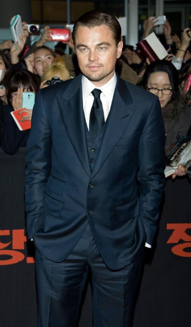 Leonardo DiCaprio a célébré ses 39 ans
