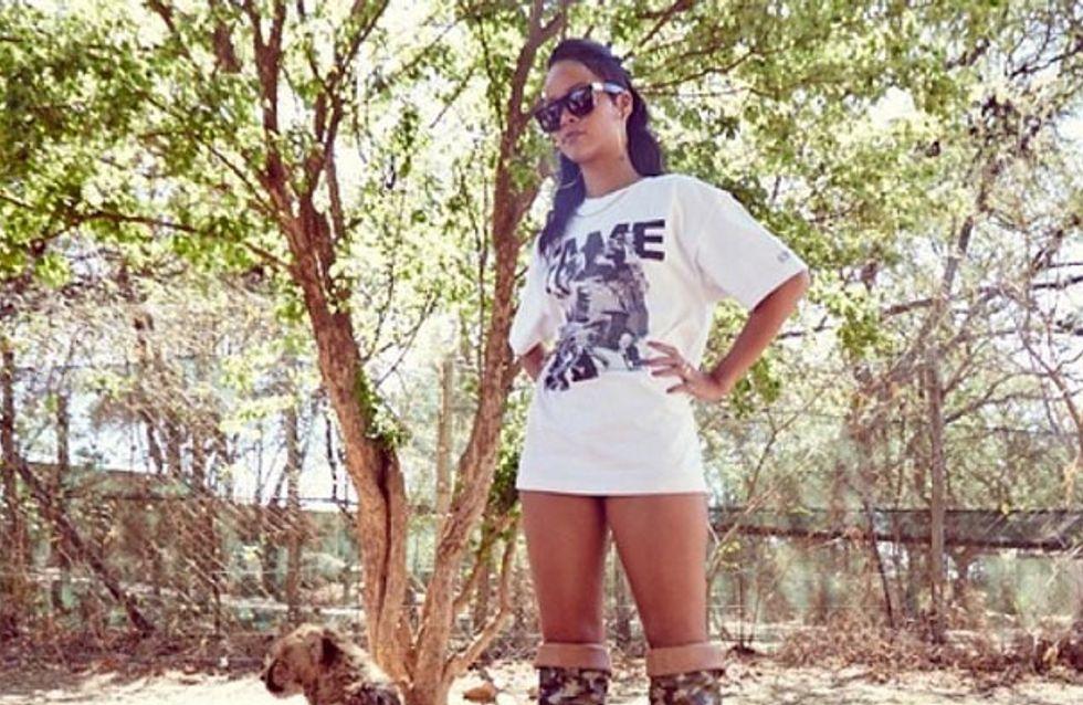 Rihanna alquila su casa de California