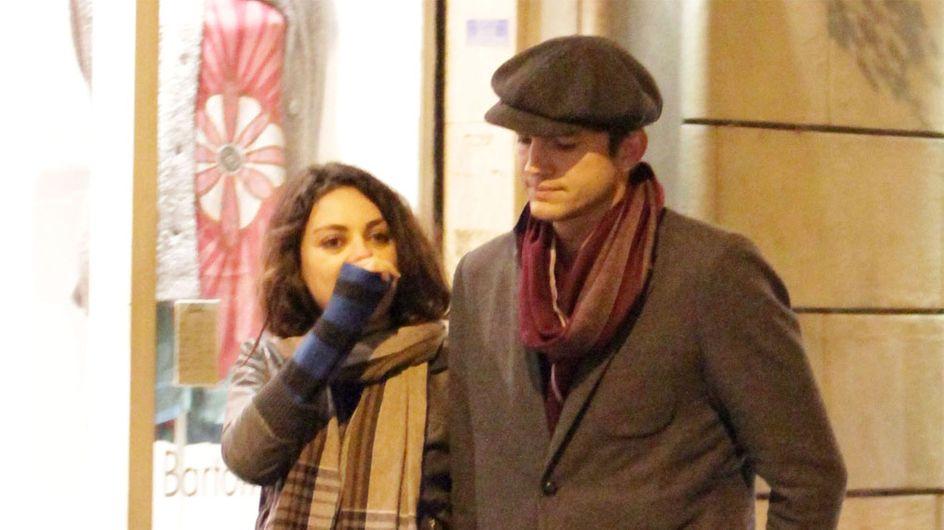 Ashton Kutcher & Mila Kunis: Hochzeit wie Kate & William?